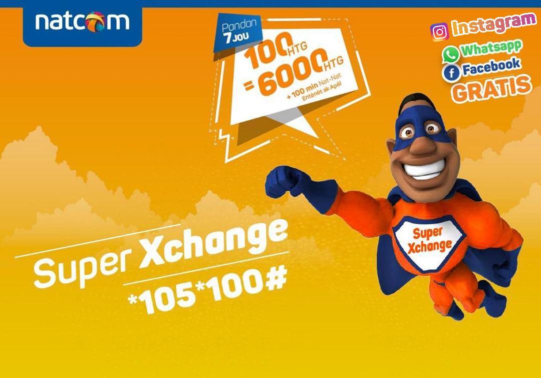 Super Xchange100