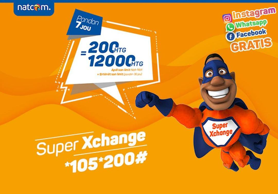 Super Xchange 200