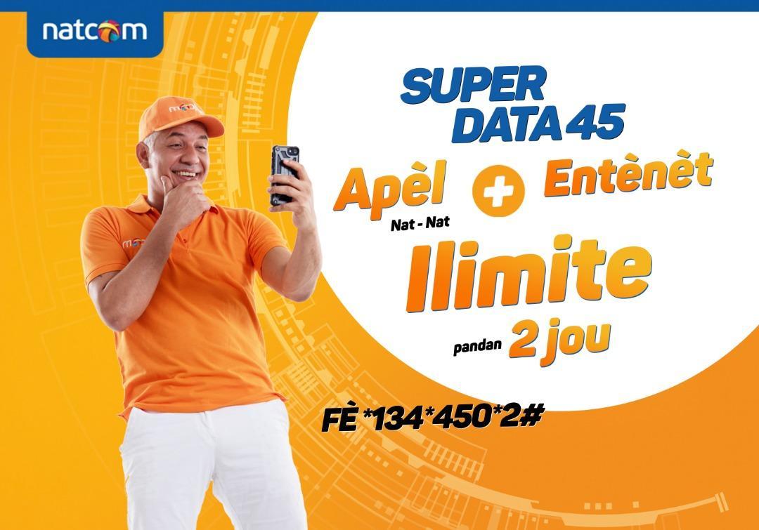 Super Data 45