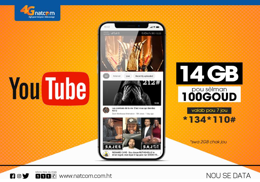 YouTube 100